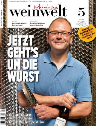 Meiningers Weinwelt 05/2014