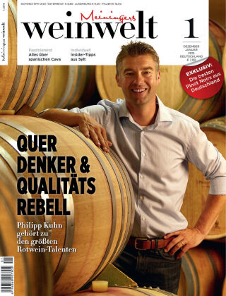 Meiningers Weinwelt 01/2015