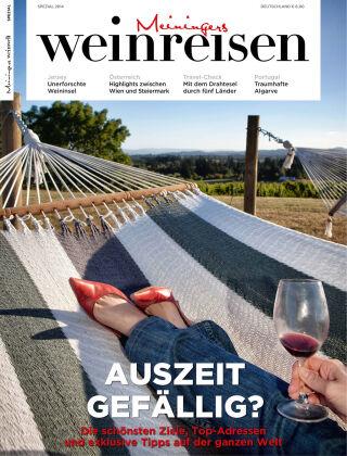 Meiningers Weinwelt Weinreisen 2014