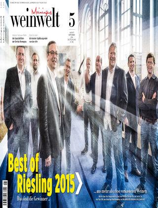 Meiningers Weinwelt 05/2015
