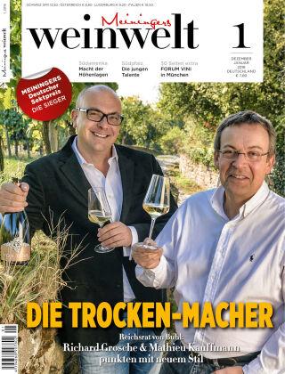 Meiningers Weinwelt 01/2016