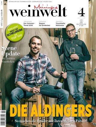 Meiningers Weinwelt 04/2016
