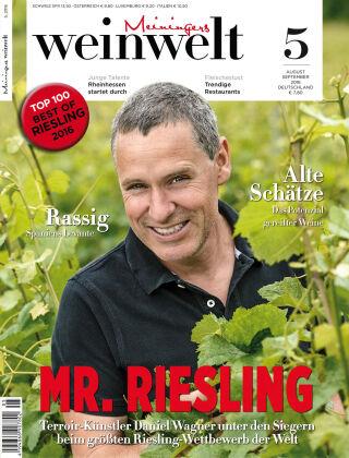 Meiningers Weinwelt 05/2016