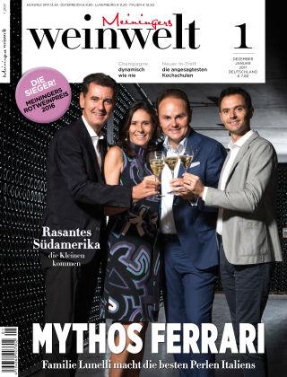 Meiningers Weinwelt 01/2017