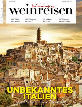 Meiningers Weinwelt Weinreisen 2018