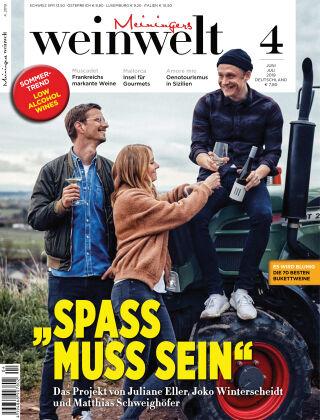 Meiningers Weinwelt 04/2019