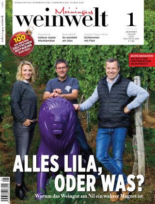 Meiningers Weinwelt 01/2020