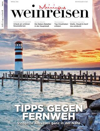 Meiningers Weinwelt Weinreisen 2021
