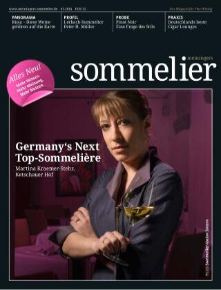 Meiningers Sommelier 01/2014