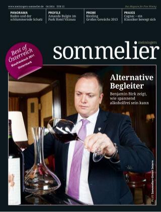 Meiningers Sommelier 04/2014