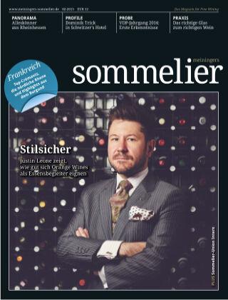 Meiningers Sommelier 02/2015