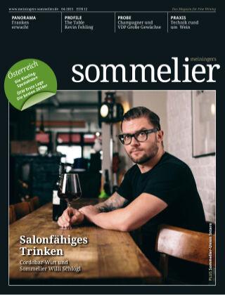 Meiningers Sommelier 04/2015