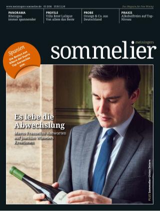 Meiningers Sommelier 01/2016