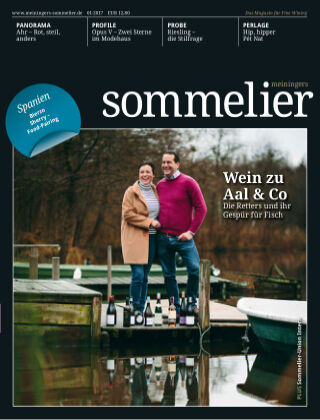 Meiningers Sommelier 01/2017
