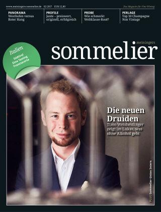Meiningers Sommelier 02/2017