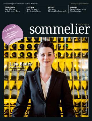 Meiningers Sommelier 03/2017