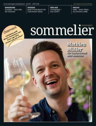 Meiningers Sommelier 04/2017