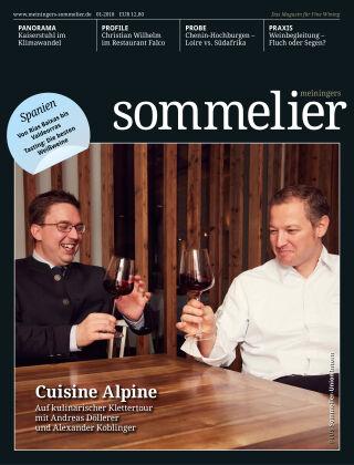 Meiningers Sommelier 01/2018
