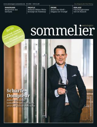 Meiningers Sommelier 03/2018