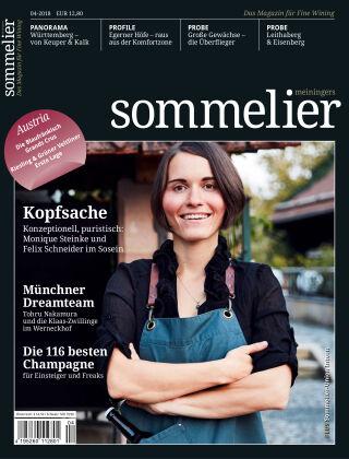 Meiningers Sommelier 04/2018