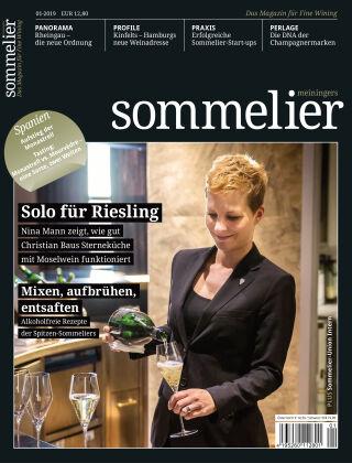 Meiningers Sommelier 01/2019