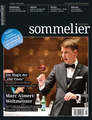 Meiningers Sommelier 02/2019