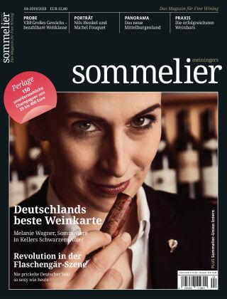 Meiningers Sommelier 04/2019