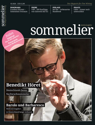 Meiningers Sommelier 02/2020