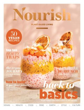 Nourish Plant-Based Living Issue 062