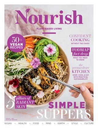 Nourish Plant-Based Living Issue 063