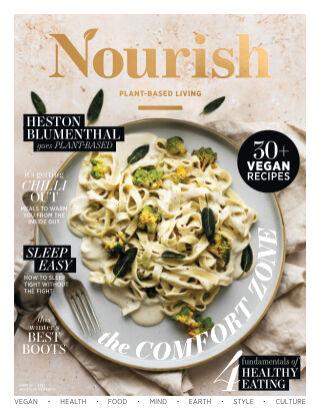 Nourish Plant-Based Living Issue 065