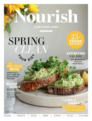 Nourish Plant-Based Living Issue 066