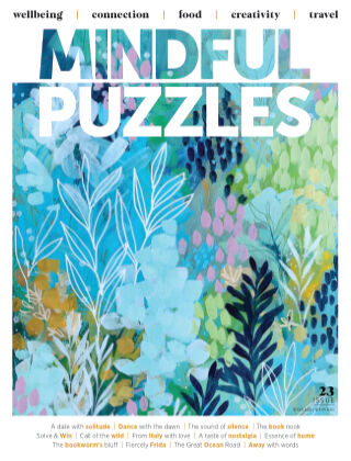 Mindful Puzzles Issue 023