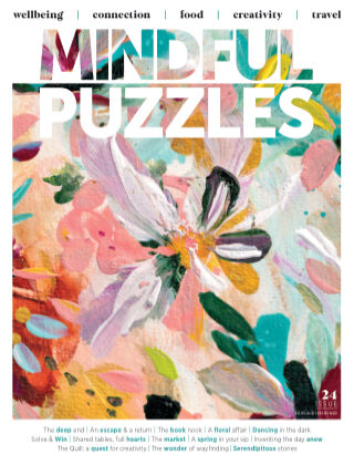 Mindful Puzzles Issue 024