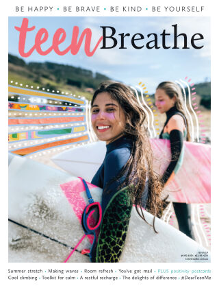 Teen Breathe Australia Issue 019
