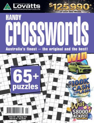 Lovatts Handy Crosswords Issue 127