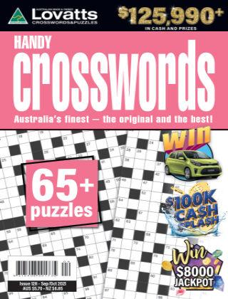 Lovatts Handy Crosswords Issue 128