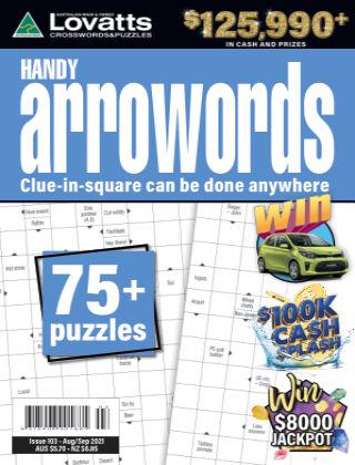 Lovatts Handy Arrowords Issue 103