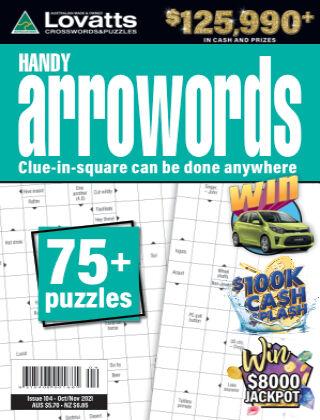 Lovatts Handy Arrowords Issue 104