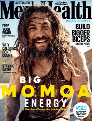 Men's Health (Australia) November 2021