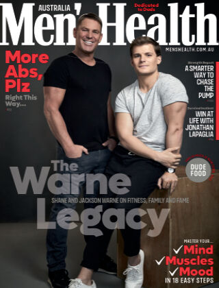 Men's Health (Australia) September 2021