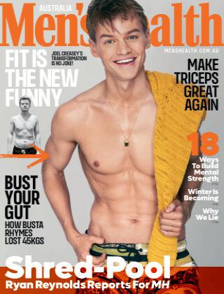 Men's Health (Australia) July 2021