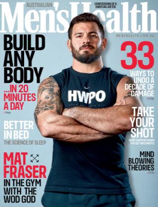 Men's Health (Australia) June 2021