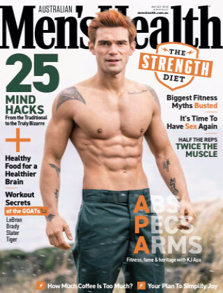Men's Health (Australia) May 2021